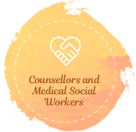 Counsellors and Medical Social Workers